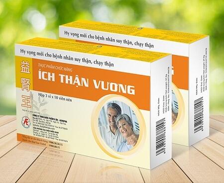 Thuốc Ích Thận Vương có tốt không?