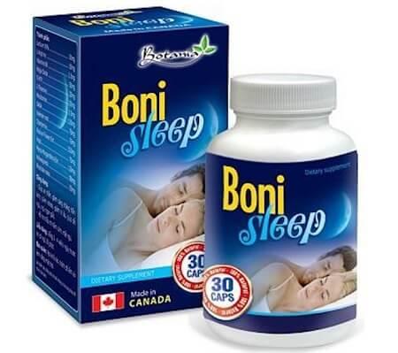 Thuốc ngủ Bonisleep có tốt không?