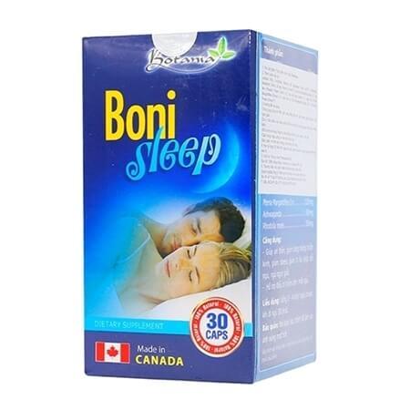 Thuốc ngủ Bonisleep thành phần