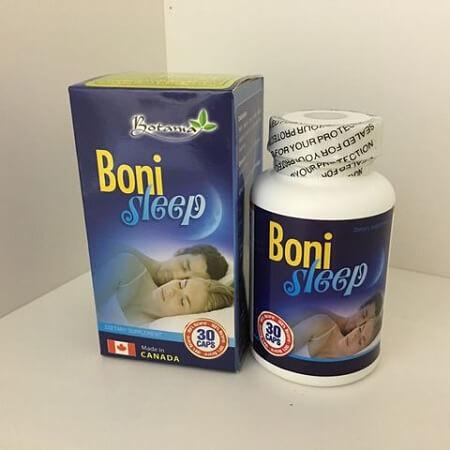 Hướng dẫn sử dụng thuốc ngủ Bonisleep
