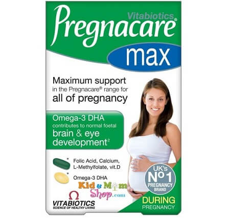 Thuốc Pregnacare Max có tốt không?