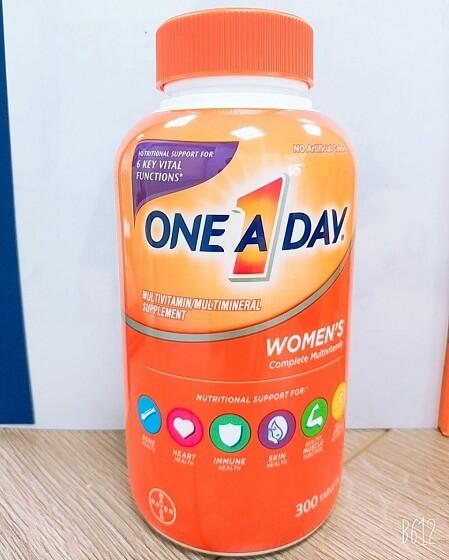 Vitamin tổng hợp One A Day Women's Multivitamin có tốt không?