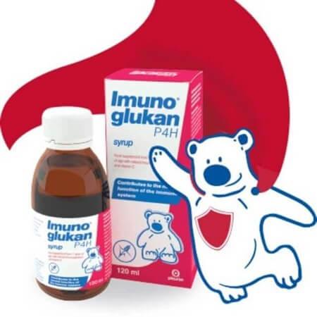 Siro Imunoglukan P4H có tốt không?