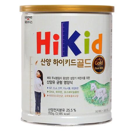 Sữa Hikid Dê