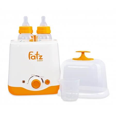 Máy hâm sữa Fatzbaby có tốt không?