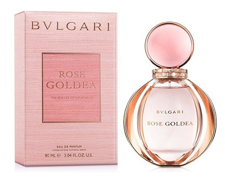 Nước hoa Bvlgari Rose Goldea