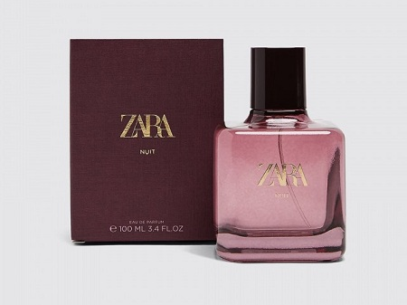 Nước hoa Zara Nuit EDP