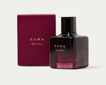 Nước hoa Zara Woman Red Vanilla