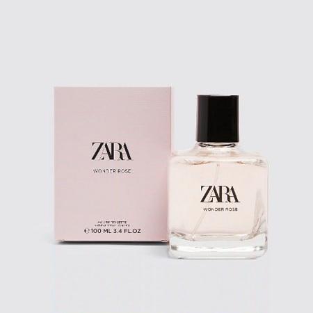 Nước hoa Zara Wonder Rose