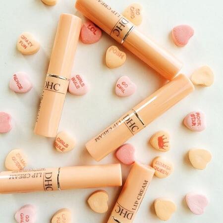 Chất son dưỡng DHC không màu Lip Cream