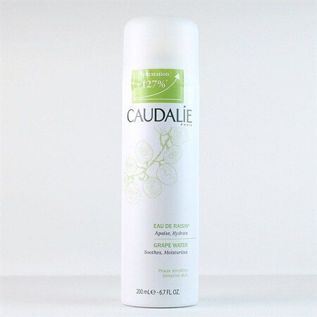 Tác dụng của xịt khoáng Caudalie Grape Water