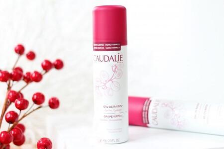 Tác dụng của Xịt Khoáng Caudalie Grape Water Soothes Moisturizes