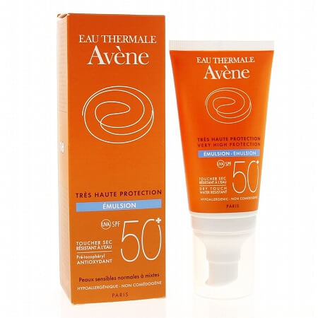 Kem chống nắng Avene Very High Protection Emulsion SPF 50+ 50ml