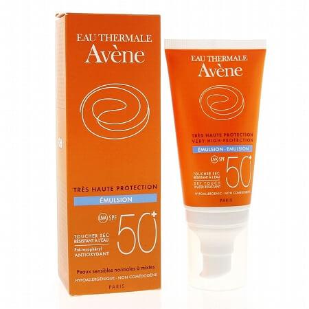 Kem chống nắng Avene Very High Protection Emulsion SPF 50+ 50ml