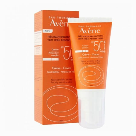 Kem chống nắng Avene Very High Protection Cream SPF 50+