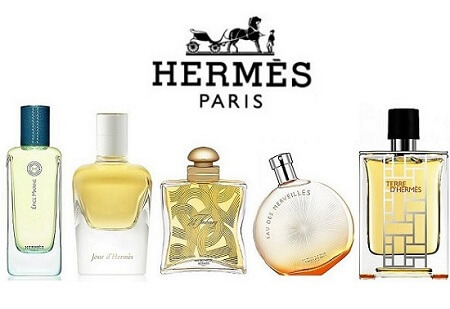 [Top] 9 Dòng nước hoa Hermes Nam và Nữ được YÊU thích nhất!!!