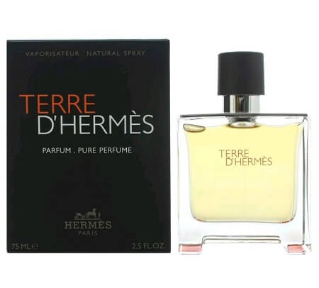 Nước Hoa Hermes Terre d'Hermes Parfum (nước hoa Hermes Nam)