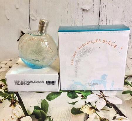 Nước hoa Hermes Eau Des Merveilles Bleue (nước hoa Hermes Nữ)