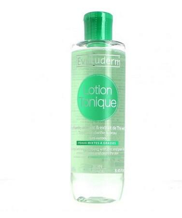 Tác dụng của nước hoa hồng Evoluderm Lotion Tonique