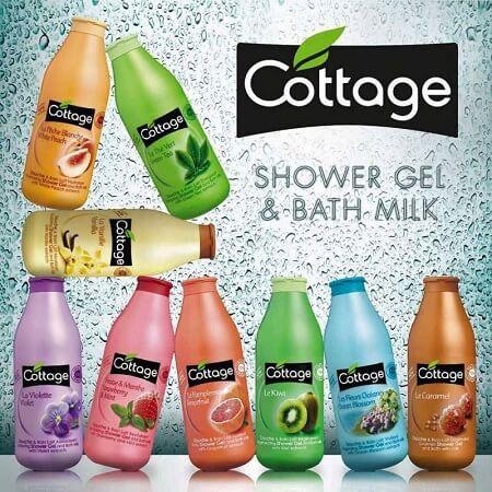 Sữa tắm Cottage có TỐT không?