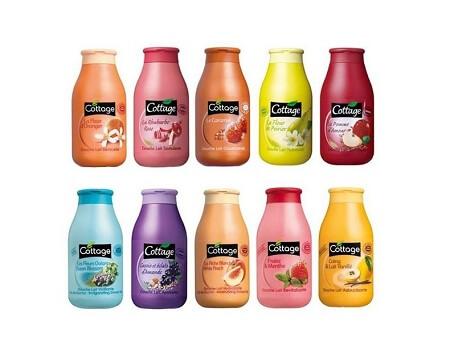 Sữa tắm Cottage mùi nào thơm nhất?