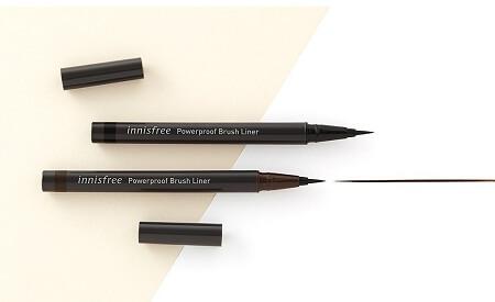 Kẻ Mắt Innisfree Powerproof Brush Liner