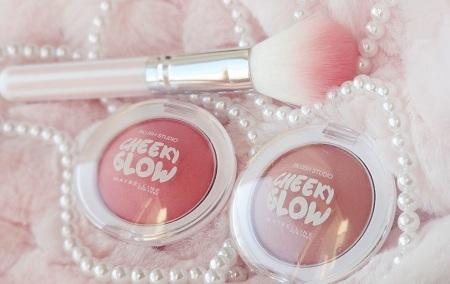 Phấn Má Hồng Maybelline Cheeky Glow Blush