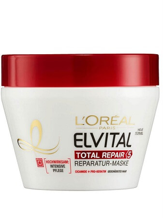 Kem ủ tóc Loreal Elvital Total Repair 5