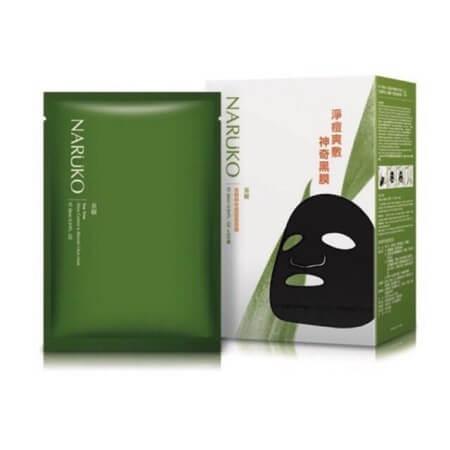 Mặt Nạ Naruko Xanh – Trà tràm – Mặt nạ trà tràm kiểm soát dầu và mụn