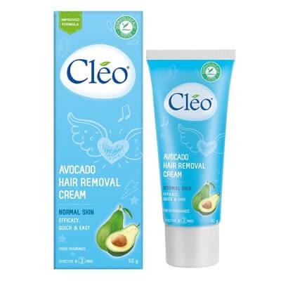 Thành phần kem tẩy lông Cleo