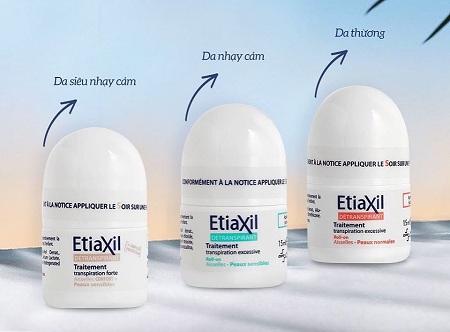 [Review] Lăn khử mùi Etiaxil Có Tốt Không? Giá bao nhiêu? Mua ở đâu?