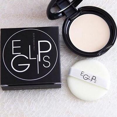 Eglips Blur Powder Pact (màu đen)