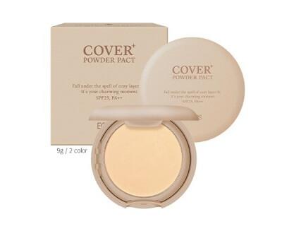 Phấn Phủ Eglips Cover Powder Pact Plus SPF25 PA++