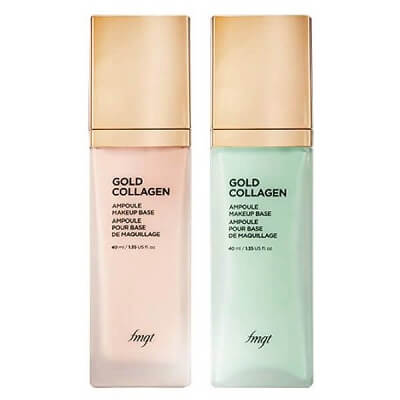 Kem lót The Face Shop Gold Collagen Ampoule MakeUp Base
