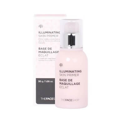 Kem Lót Đa Năng The Face Shop Illuminating Skin Primer 30g