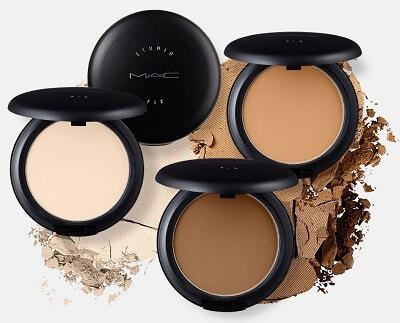 Công dụng phấn phủ MAC Studio Fix Powder Plus Foundation