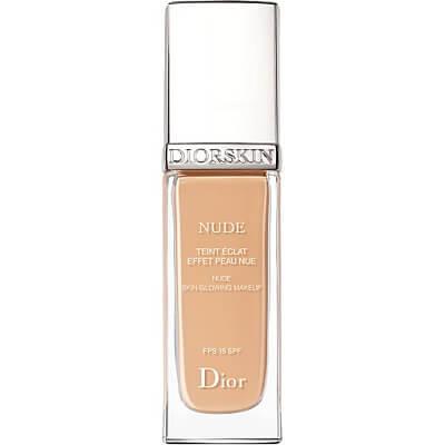 Diorskin Nude Skin Glowing Makeup Spf15