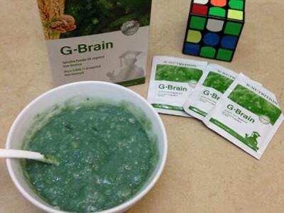 Hướng Dẫn Sử Dụng Cốm Trí Não G Brain