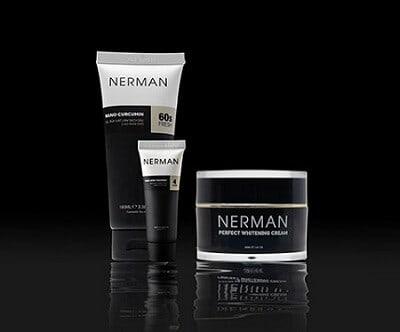 [Review] Combo ngừa mụn Nerman Anti-Acne cho nam giới làm sạch sâu chống viêm kháng khuẩn