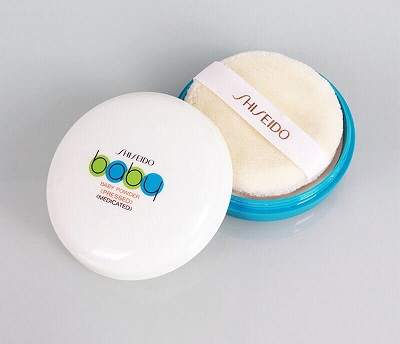 Đối tượng sử dụng Phấn Phủ Shiseido Baby Powder Pressed Medicated 50gr