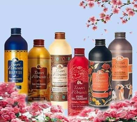 [Review] Sữa tắm nước hoa Tesori D'Oriente có tốt không? Mùi nào thơm nhất?