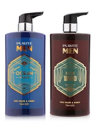 Sữa tắm Purite Men