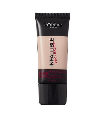 Kem Nền L'Oreal Infallible Pro-Matte 24H Foundation Makeup 30ml