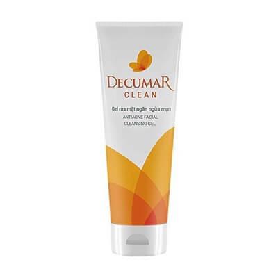 Decumar Clean (Sữa rửa mặt Decumar)
