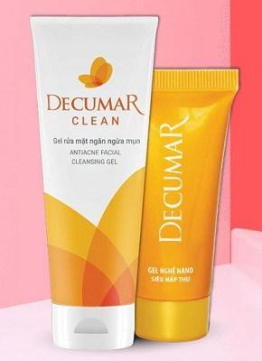 Đối tượng sử dụng trị mụn Decumar