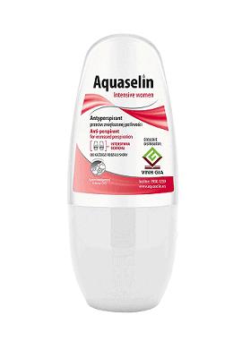 Lăn khử mùi Aquaselin Intensive Women (đỏ hồng)
