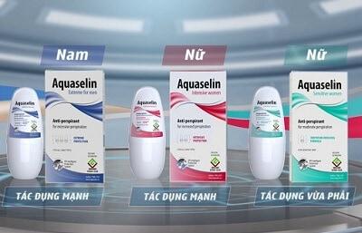Đối Tượng Sử Dụng Lăn khử mùi Aquaselin