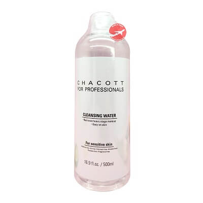 Công dụng nước tẩy trang Chacott