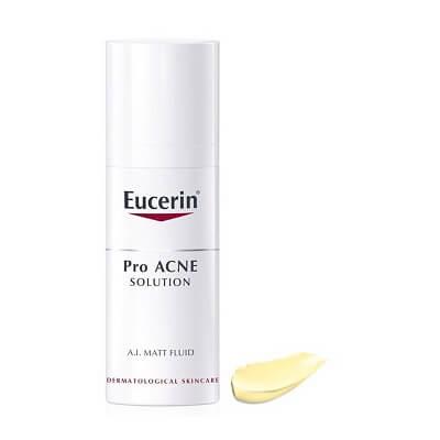 Kem dưỡng Eucerin ProAcne A.I Matt Fluid 50ml