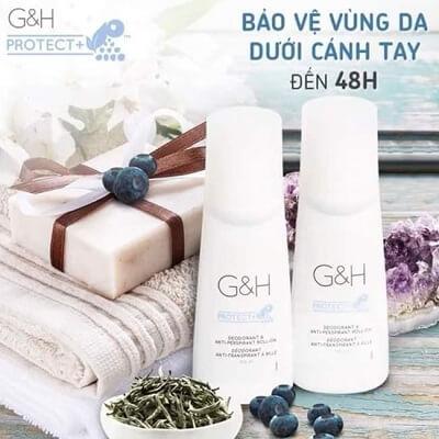 [Review] Lăn khử mùi Amway G&H Protect+ và giảm tiết mồ hôi có tốt không? Mua ở đâu?